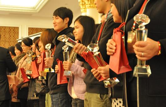 【视频】金丝玉玛2011年度经销商会议