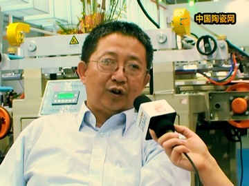 【视频】天津化工2011广州工业展现场访谈