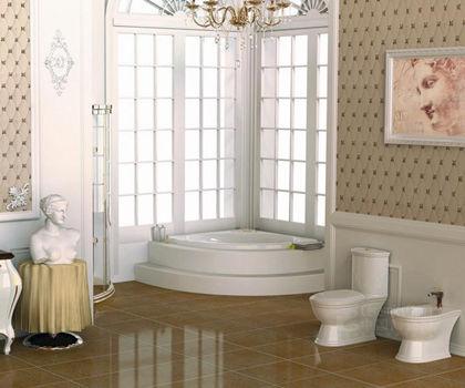 辉煌水暖经典卫浴空间