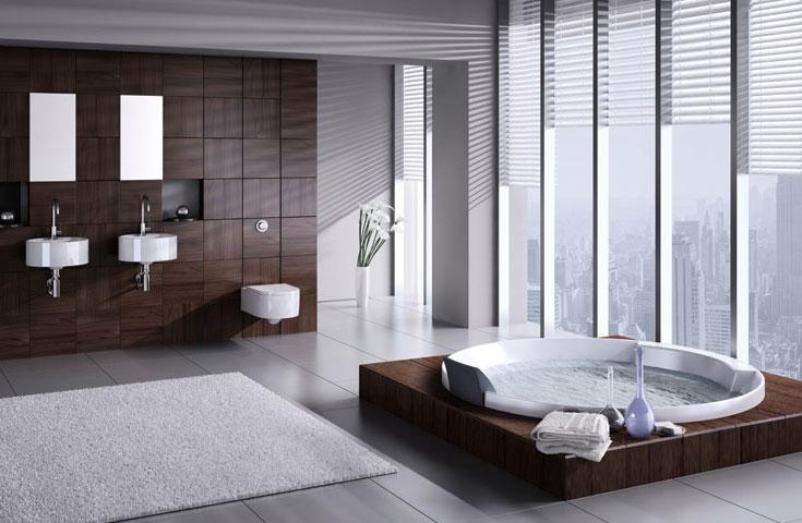 浴室瓷砖搭配 不一样的美