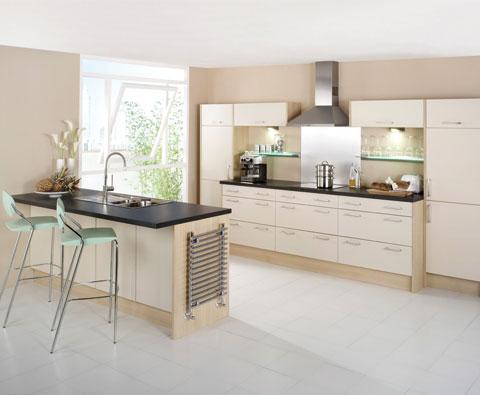 厨房地砖清洁保养 告别污染重灾区