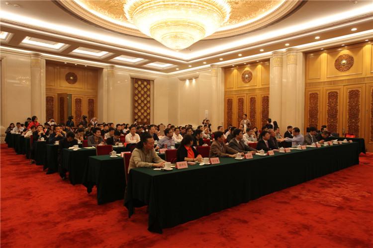 2016年度中国建筑卫生陶瓷十大品牌榜颁奖典礼现场