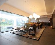 ICC瓷砖韩国工程案例:这样的酒店我更愿意在韩国多待几天