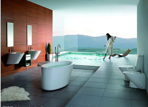 卫浴设计看过来,4招教你完美规划卫浴空间!