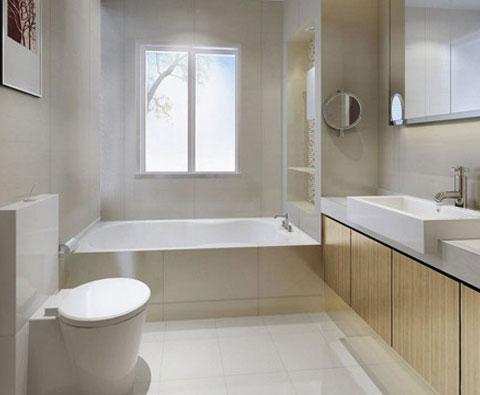 12个装修攻略 教你打造时尚舒适卫浴空间