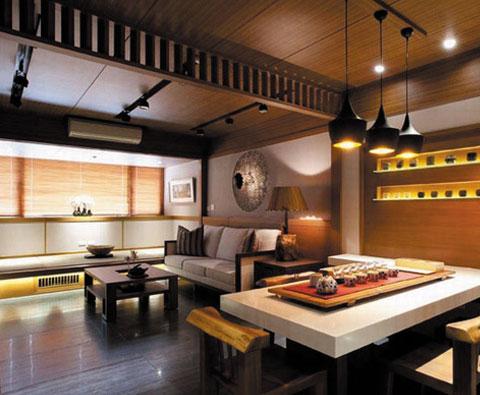 禅风雅境 超美129㎡日式三居室