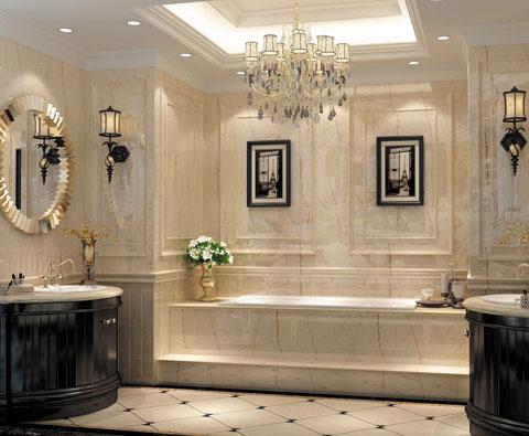 欧美陶瓷通体大理石瓷砖测评:巧夺天工之美 颜值与匠心的典范