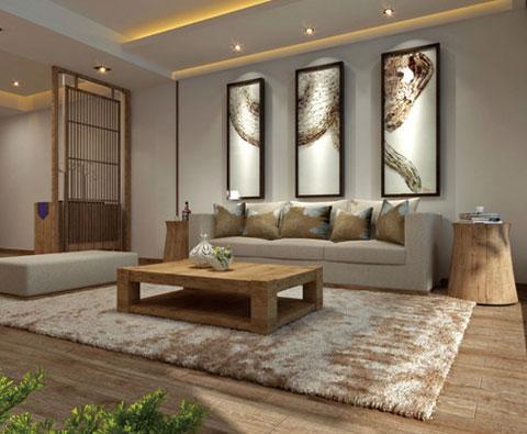 """最爱""""侘寂风""""?给您设计一个日式至简之家"""