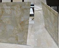 法恩莎瓷砖水晶冰玉测评:玉石还能做瓷砖?防刮防污还耐磨!