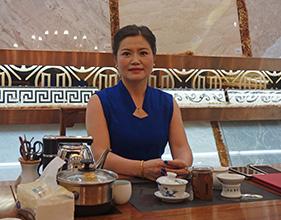 深圳金玉名家瓷砖销售总经理王旺生:静水流深 高质服务为品牌加持