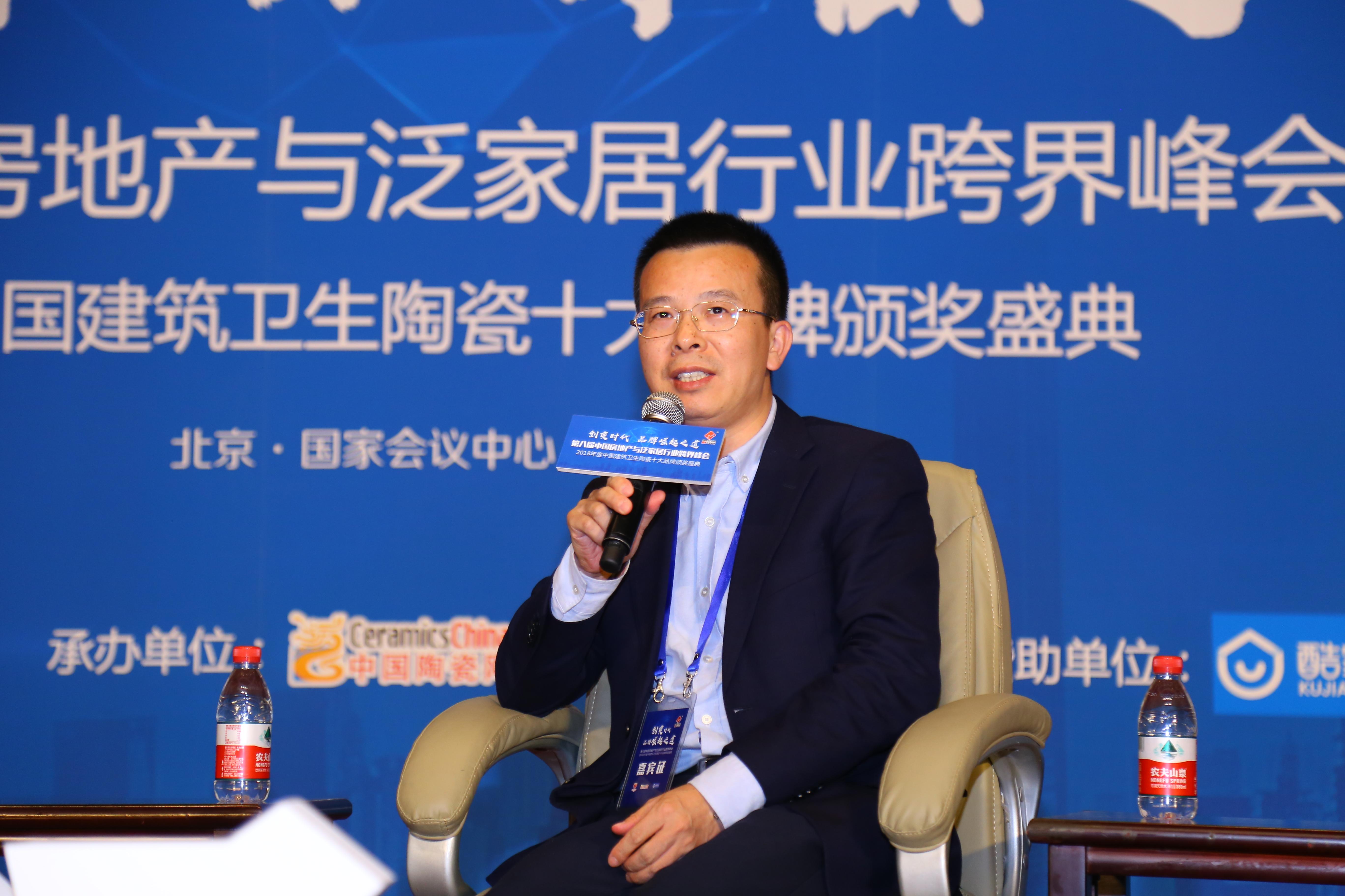东鹏总裁龚志云:品牌要用匠心精神去打造,不是靠广告