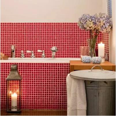 马赛克粘贴剂与瓷砖粘贴剂区别在哪?