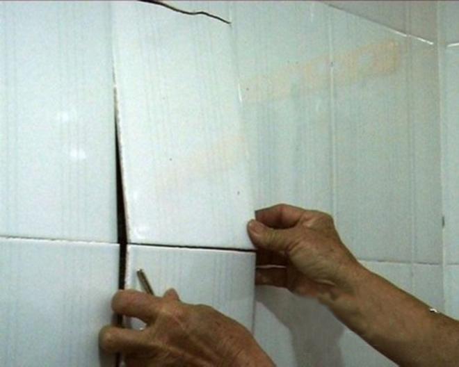 瓷砖修复 | 瓷砖修补实用处理方法