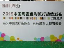 """""""中国瓷砖色彩研发基地""""挂牌通利TOMELY让瓷砖更有色彩"""