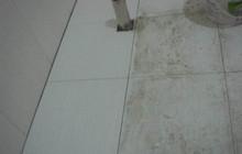 瓷砖上的水泥怎么去掉?
