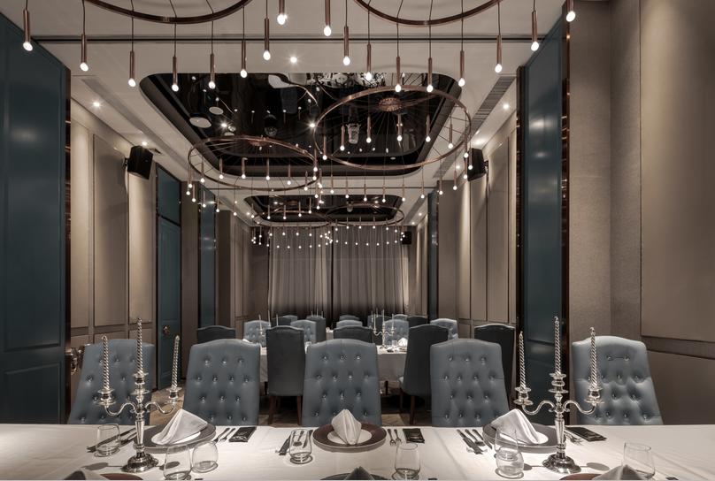 定制化中餐西用餐厅设计效果是怎样的?
