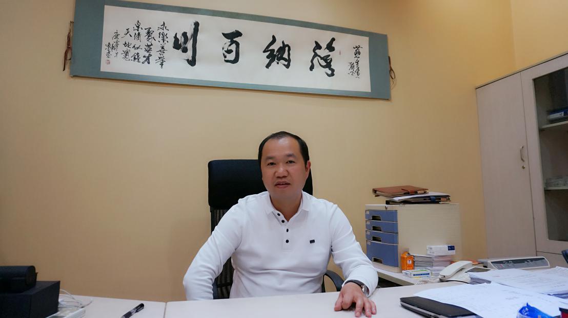 20年共榮共生,2019再創輝煌——四維衛浴貴州總代理蘇永泉