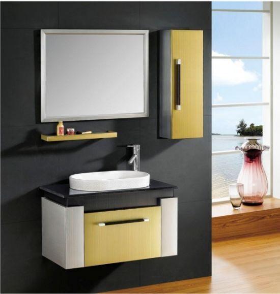 浴室柜安装高度多少适合?