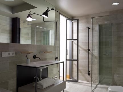 衛生間面積影響鋪貼瓷磚的尺寸嗎?