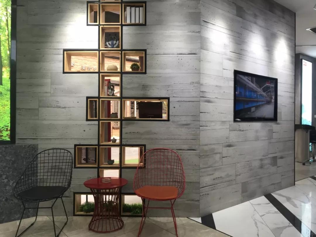 找到與進口瓷磚媲美的展廳有多難?|中陶君巡展南京特輯