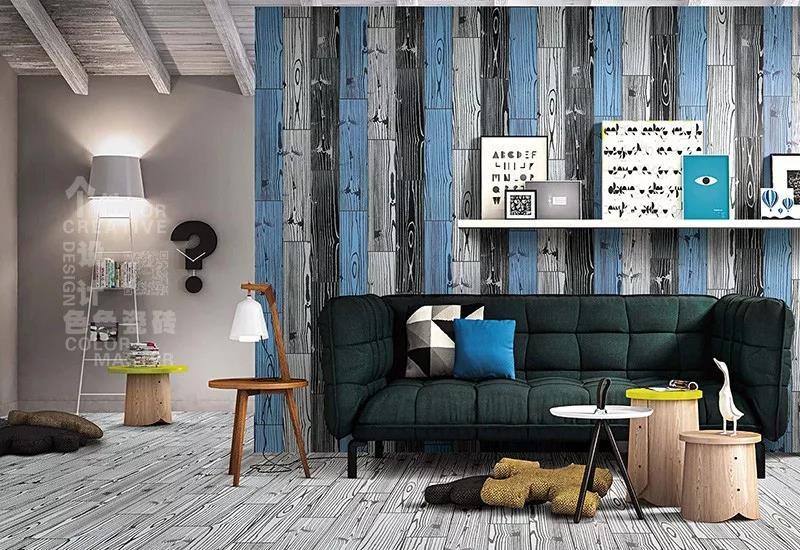 家居小课堂|10种创意瓷砖用法,让家变得美丽又有趣!