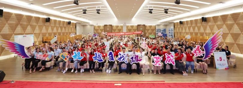 冠珠陶瓷导购精英成长训练营(广东站)圆满成功