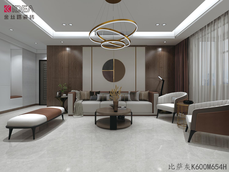 金絲路瓷磚:KIDEA新中式 | 國潮風尚下,裝修風格的另一種意境