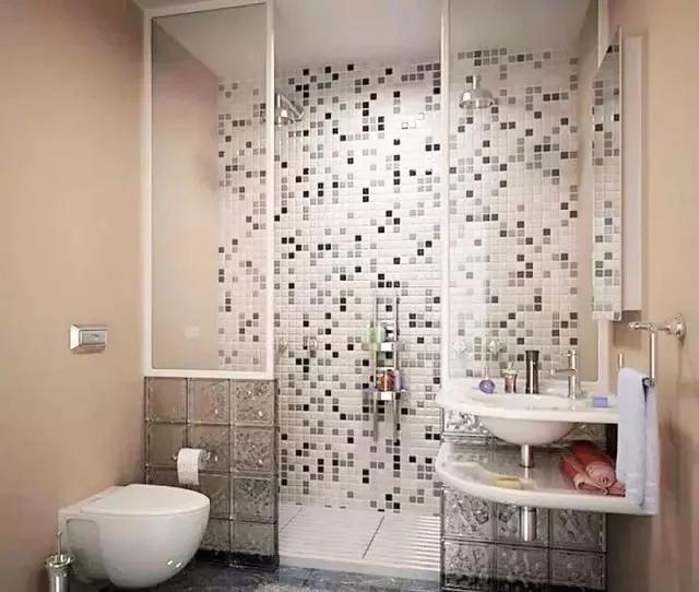 卫生间瓷砖贴哪种瓷砖合适一点?!
