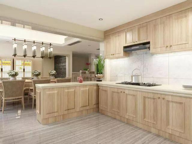 廚房瓷磚色彩搭配干貨你值得一看!!!