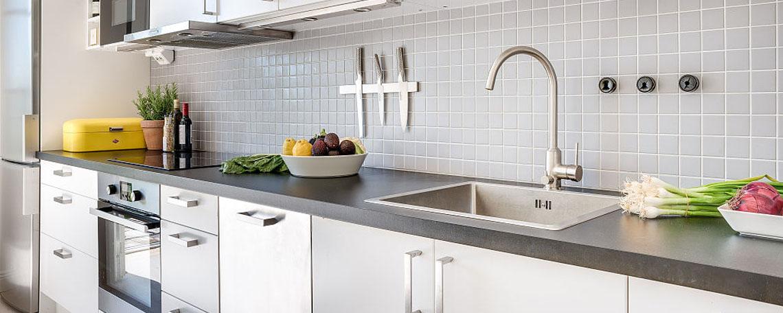 铺贴厨房瓷砖需要注意什么?