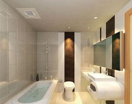 卫生间瓷砖选购攻略 给你健康家居