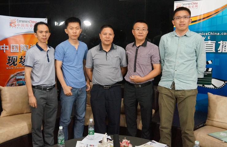 中国陶瓷行业《领袖》对话第002期花絮