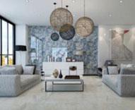 测评:法恩莎瓷砖新品尽显温润气质、红花白玉