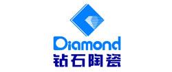 瓷砖十大品牌之钻石瓷砖LOGO图