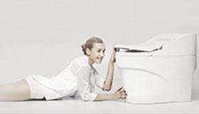卫浴十大品牌之四维卫浴形象图