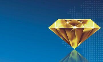 瓷砖十大品牌之钻石瓷砖形象图