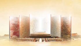 陶瓷十大品牌之金舵瓷磚形象圖