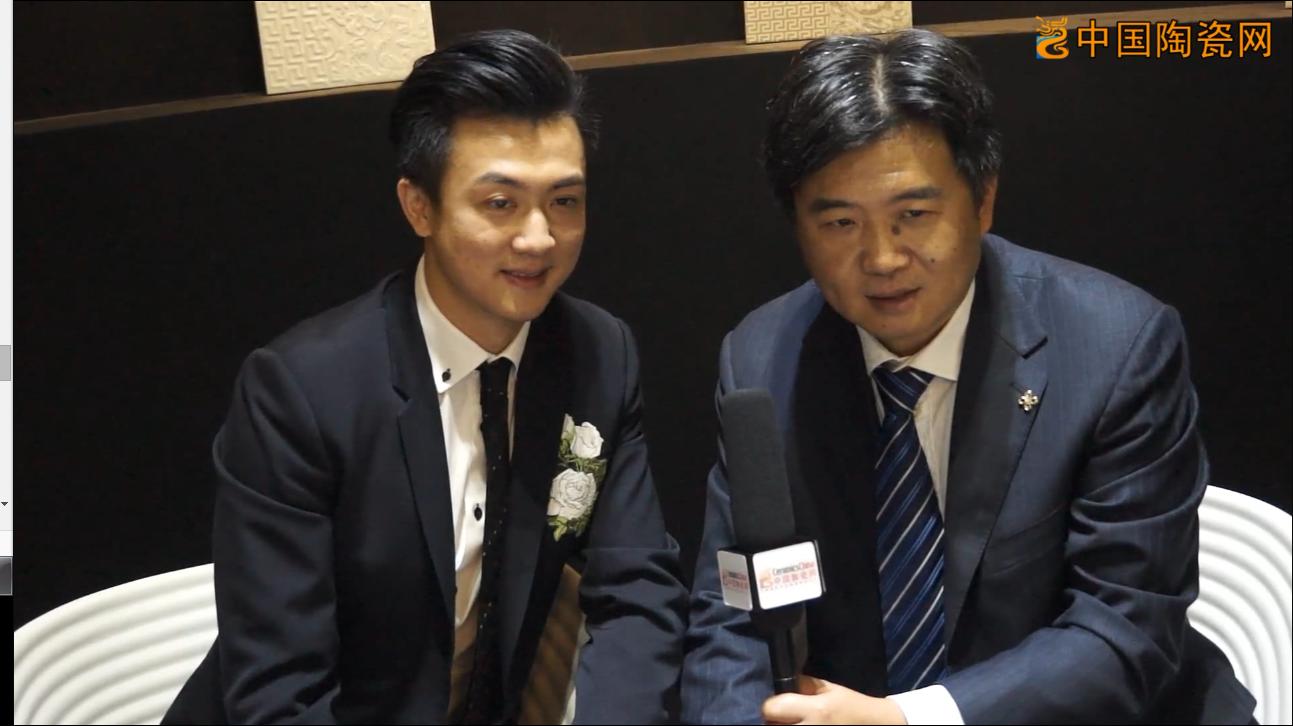【视频】范思哲瓷砖进入中国17年 惊艳广州设计周
