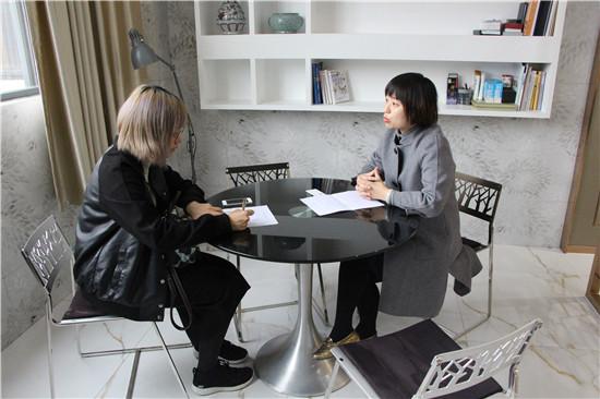 索菲亚磁砖总经理张玲:更信仰生活的小确幸