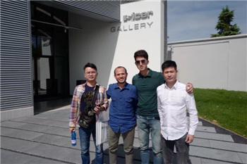 """格林诺奇瓷砖携手意大利设计师 开启""""轻简""""时代"""