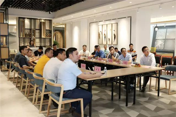 共享平台开启跨界合作全新格局——东方凤凰瓷砖商业模式暨战略合作首届研讨会成功举行