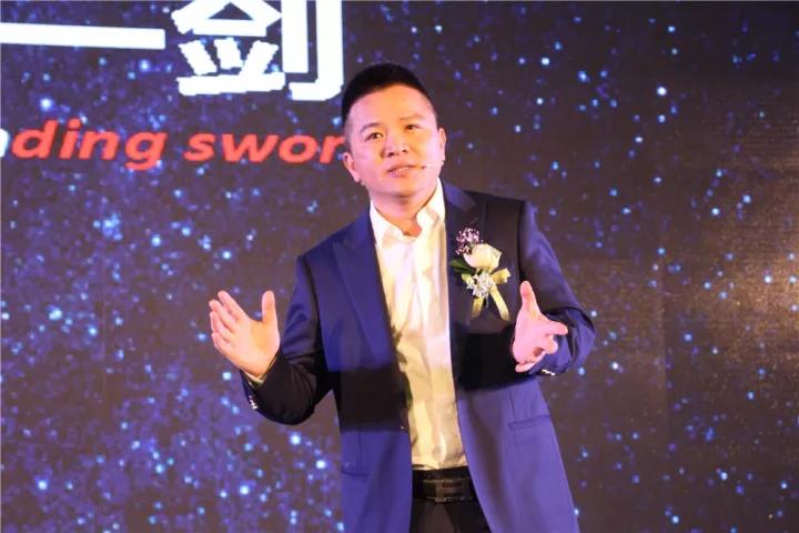 金尊玉大理石瓷砖专访——南顺芝董事长