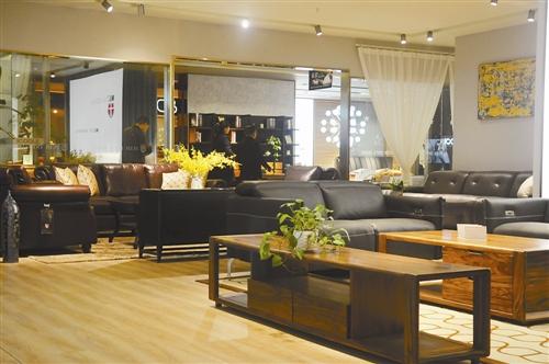 建材市场反应冷淡 家具销量稳中有升