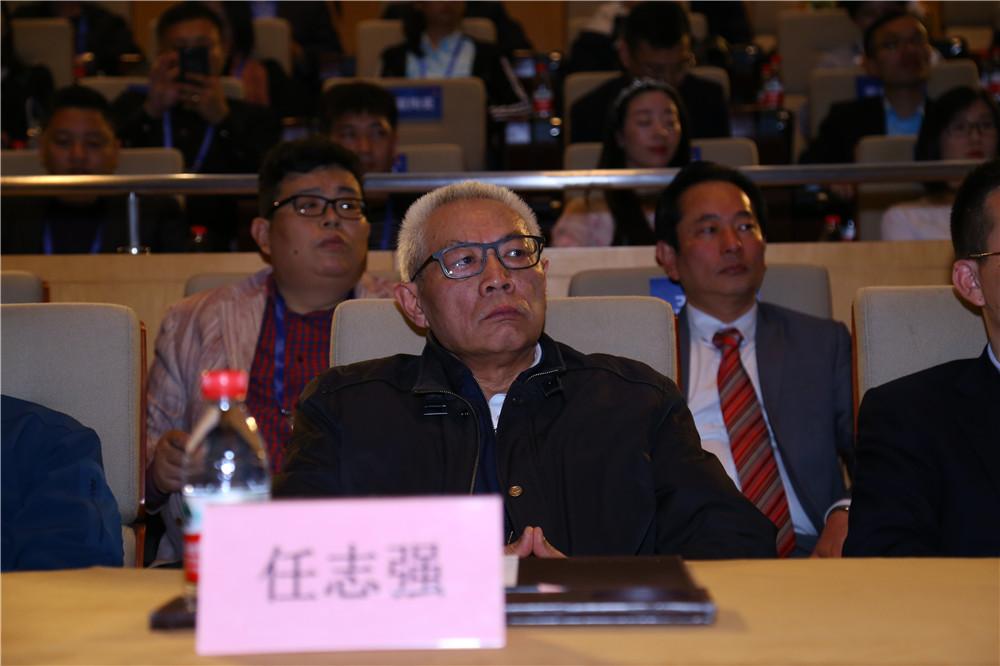 华远地产股份有限公司原董事长、阿拉善SEE生态协会第五任会长任志强