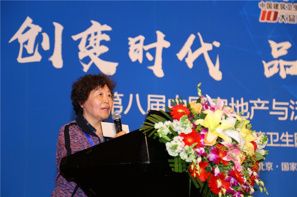 中国工业合作协会理事长唐保玲