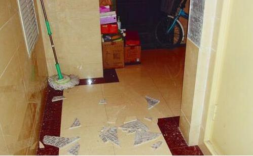 装修学堂:如何修补破损的瓷砖?