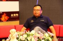 金意陶董事長何乾: 做陶瓷行業品牌的領風者
