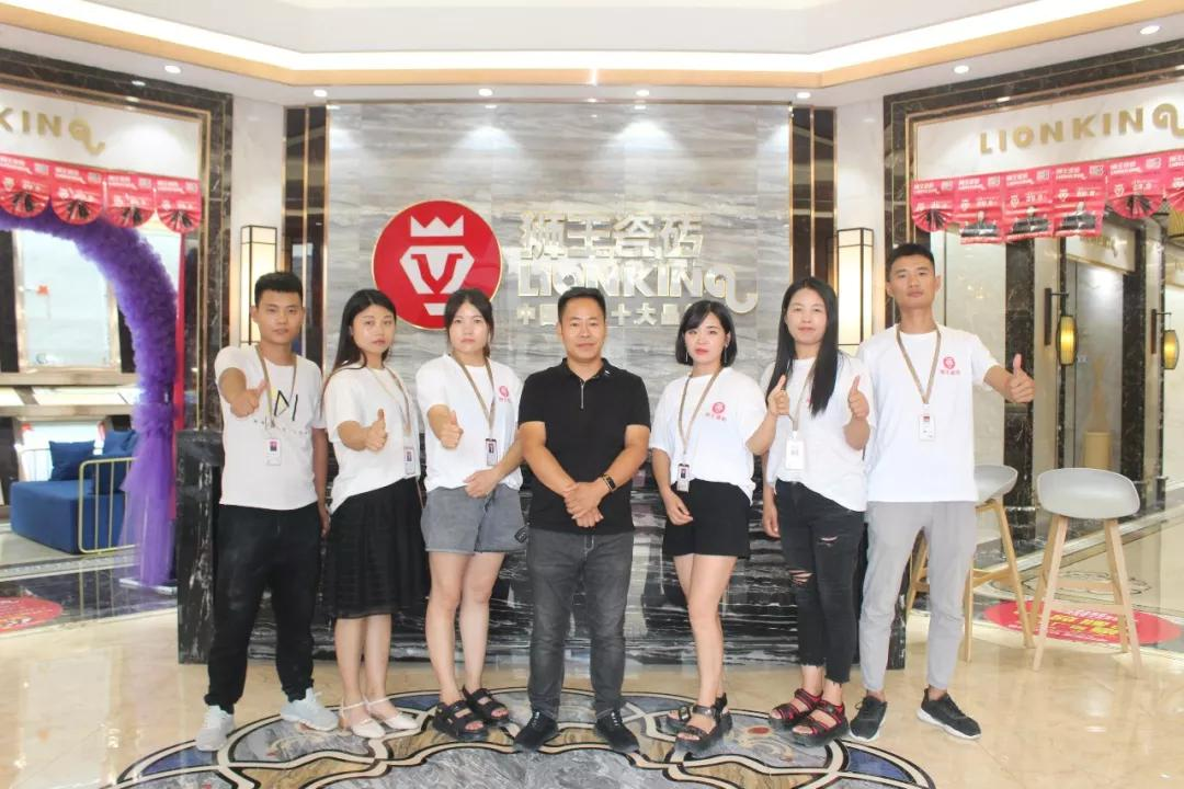 父母之命重如泰山——专访狮王瓷砖河南郑州旗舰店董事长周安伟