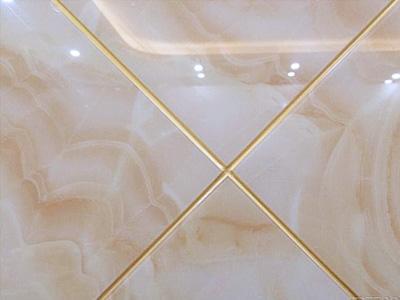 瓷砖美缝的做法是什么样子的?!