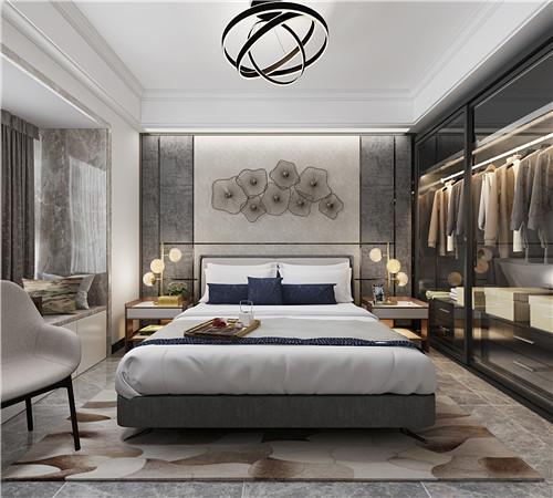 兼具功能與情懷的住宅設計,設計師吳健筆下的現代輕奢